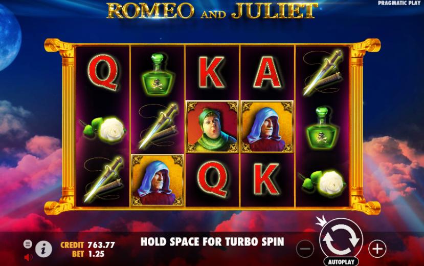 1-slot-game-Romeo-va-Juliet