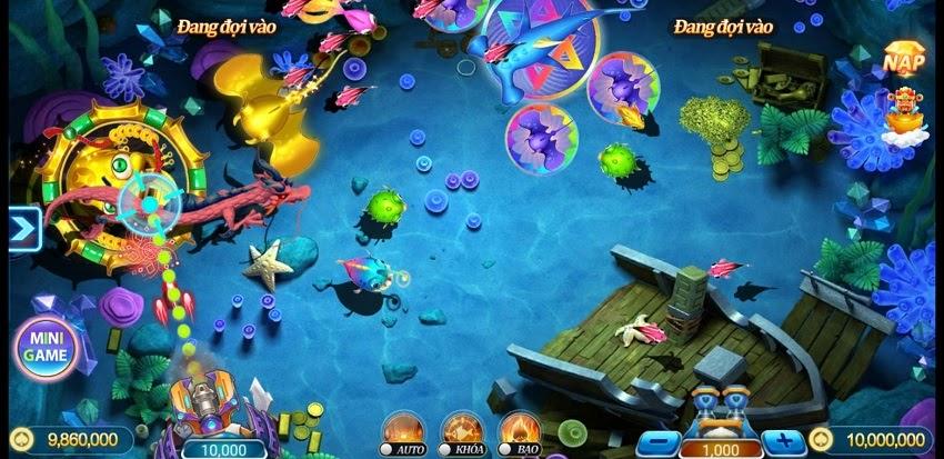 Bắn cá online trên máy tính – game hot cho mọi lứa tuổi