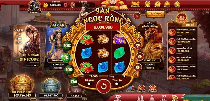 game nổ hũ đổi thưởng tại banthe247.com